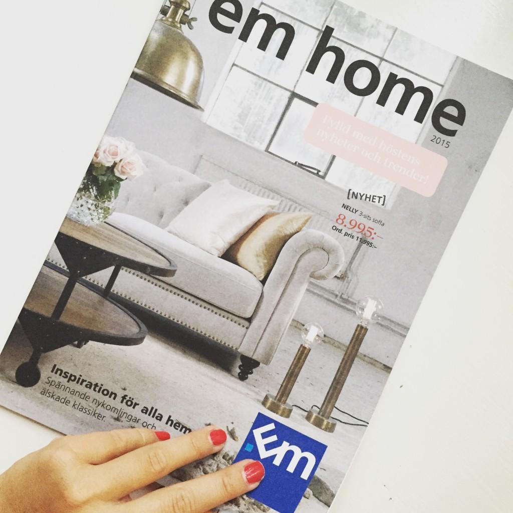 EM Home katalog 2015